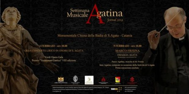 Settimana Musicale Agatina 2019