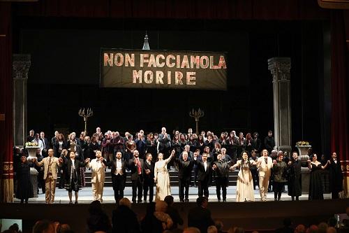 Fedora Teatro Bellini Catania