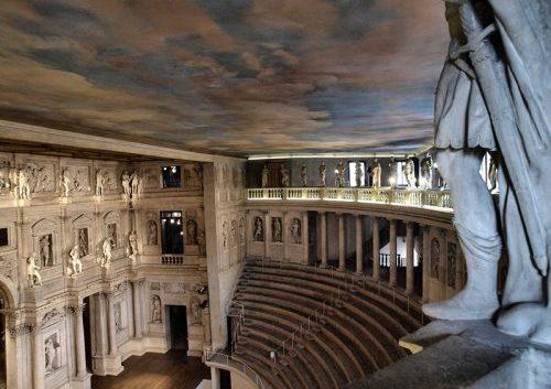 Voci Olimpiche- Teatro Olimpico di Vicenza