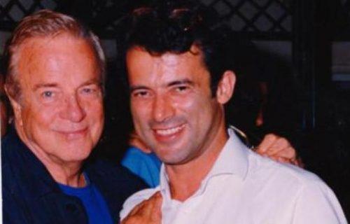Franco Zeffirelli e Nino Strano