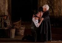 """Trionfo al Teatro Greco di Tindari  per la  """"Cavalleria Rusticana""""  del Coro Lirico Siciliano"""