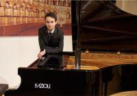Axel Trolese in recital a Casa Verdi per la Società del Quartetto di Milano