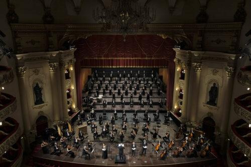 Coro e Orchestra Fondazione Arena di Verona - Foto Ennevi