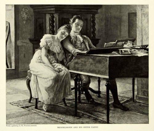 Mendelssohn e Fanny