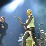 Actuación de U2 en Gelsenkirchen
