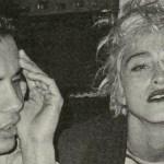 Nick Kamen y Madonna, hastiados