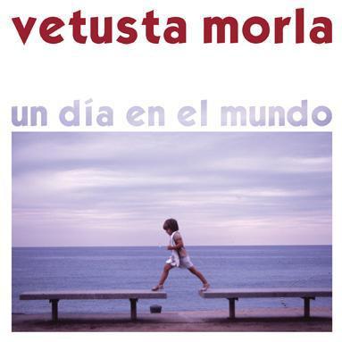 Portada de Un día en el mundo, de Vetusta Morla