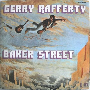 Portada del single Baker Street