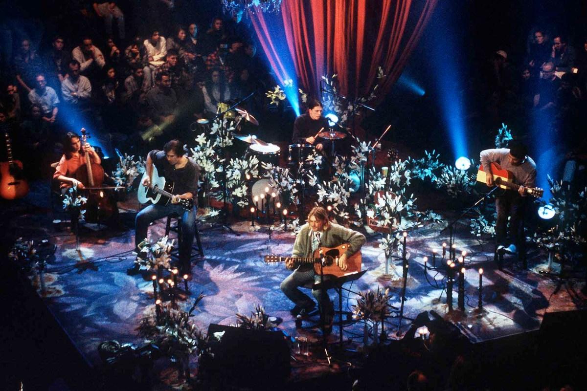 25 años del Unplugged in New York. Cuando Nirvana batió todos los récords póstumos y puso de moda los desenchufados