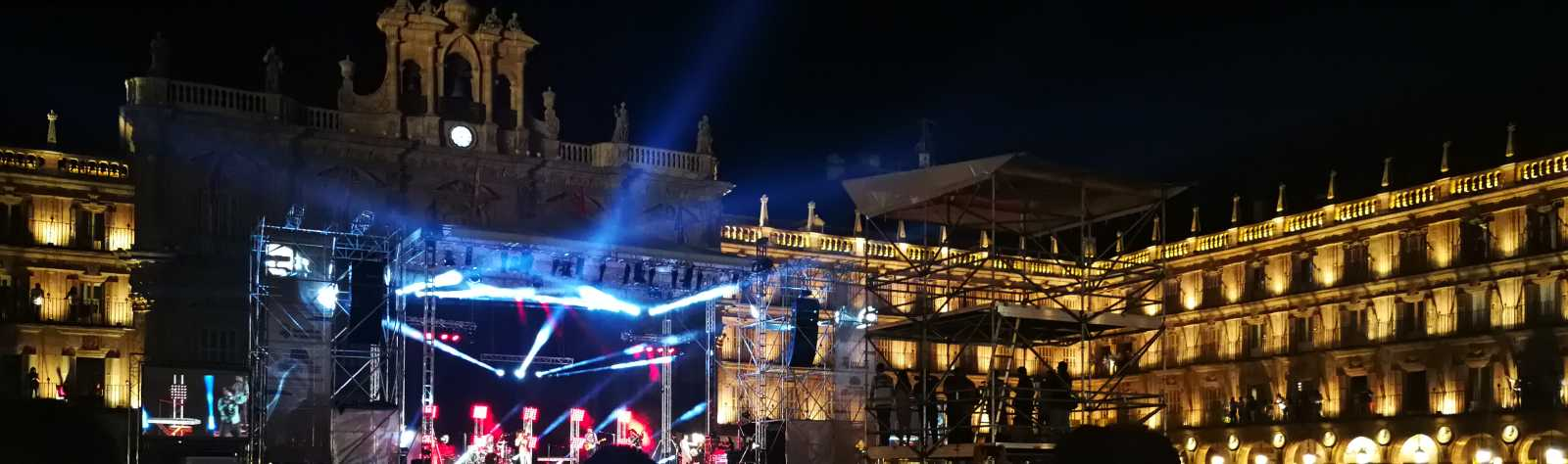 Apoteósis pop en Salamanca con Morat