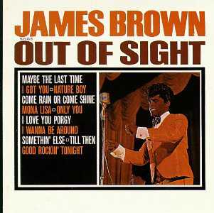 Portada single James Brown