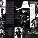Otro collage del interior del disco de AC DC