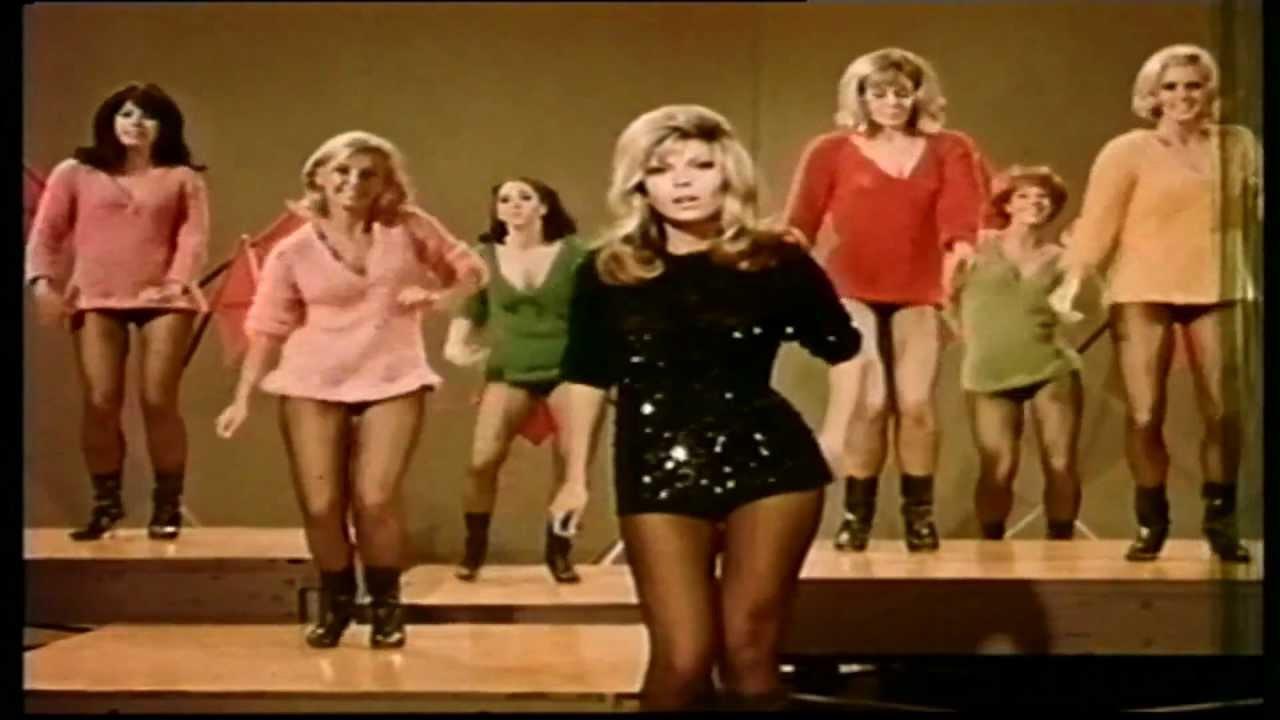 Nancy Sinatra, para ponerse las botas