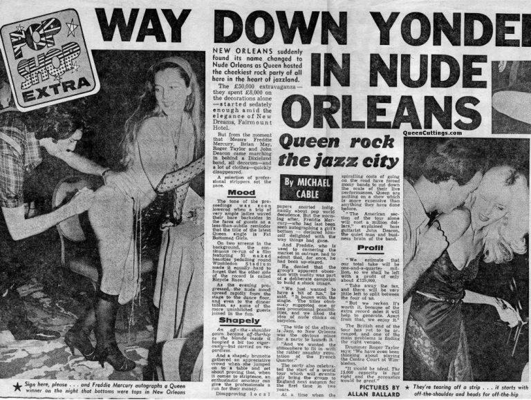 Fiesta Sodoma de Queen