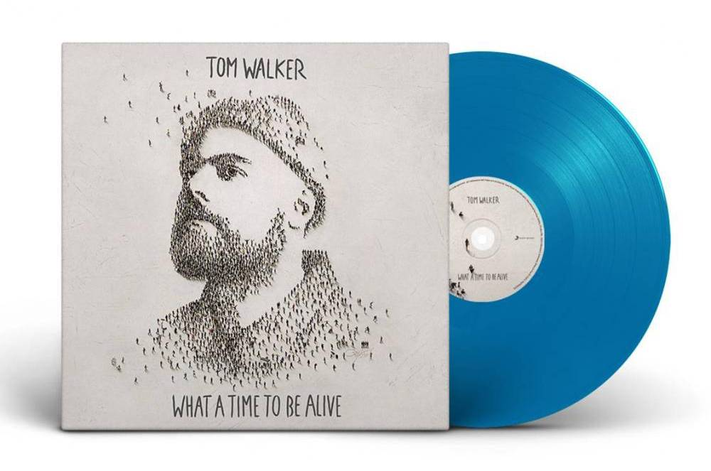Disco de Tom Walker, What a time to be alive