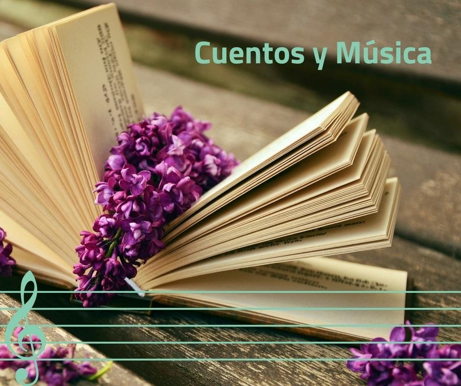Canciones e Historias.  Cómo construir un entorno musical en casa y en el colegio.