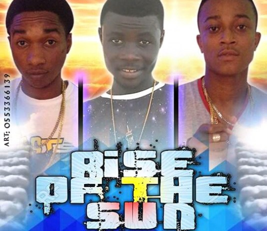 Armstrong - RISE OF THE SUN ft Baba Atta & Abusta(prodby Amagidon)