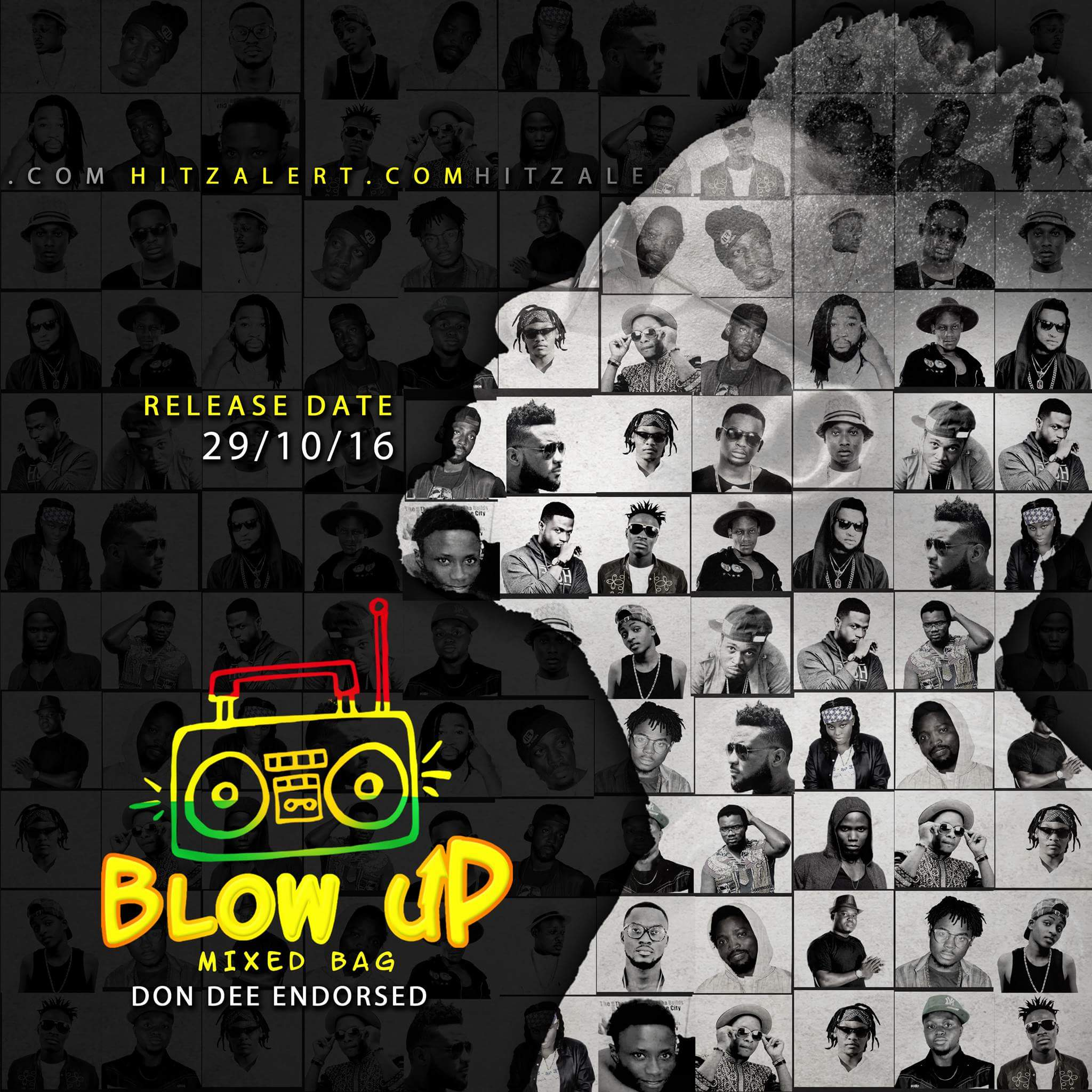EVENT : BLOW UP MIXED BAG EXPOSURE BASH