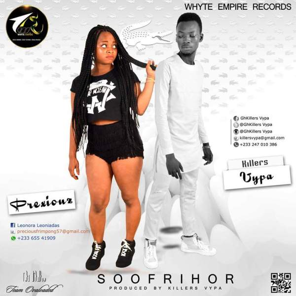 Killers Vypa ft Prexiouz – Soofrihor (official Lyrics) prodby Killers Vypa