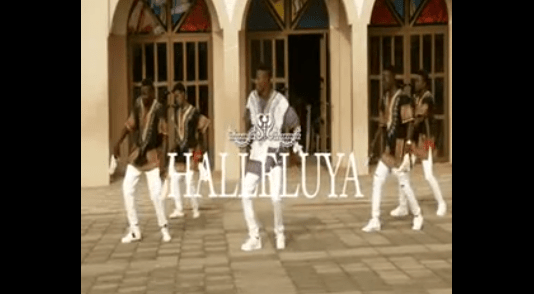 STICKER - HALLELUYAH FT YOUNG CASH ( OFFICIAL VIDEO )