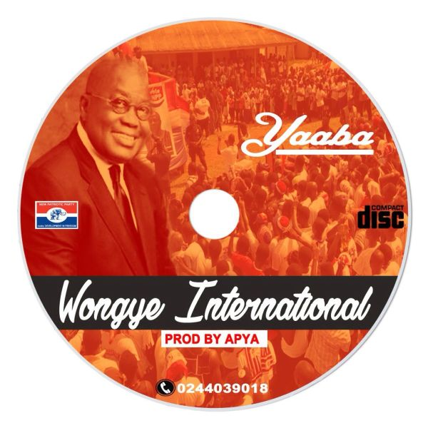 WONGYE INTERNATIONAL – YAABA (PORDBY APYA)