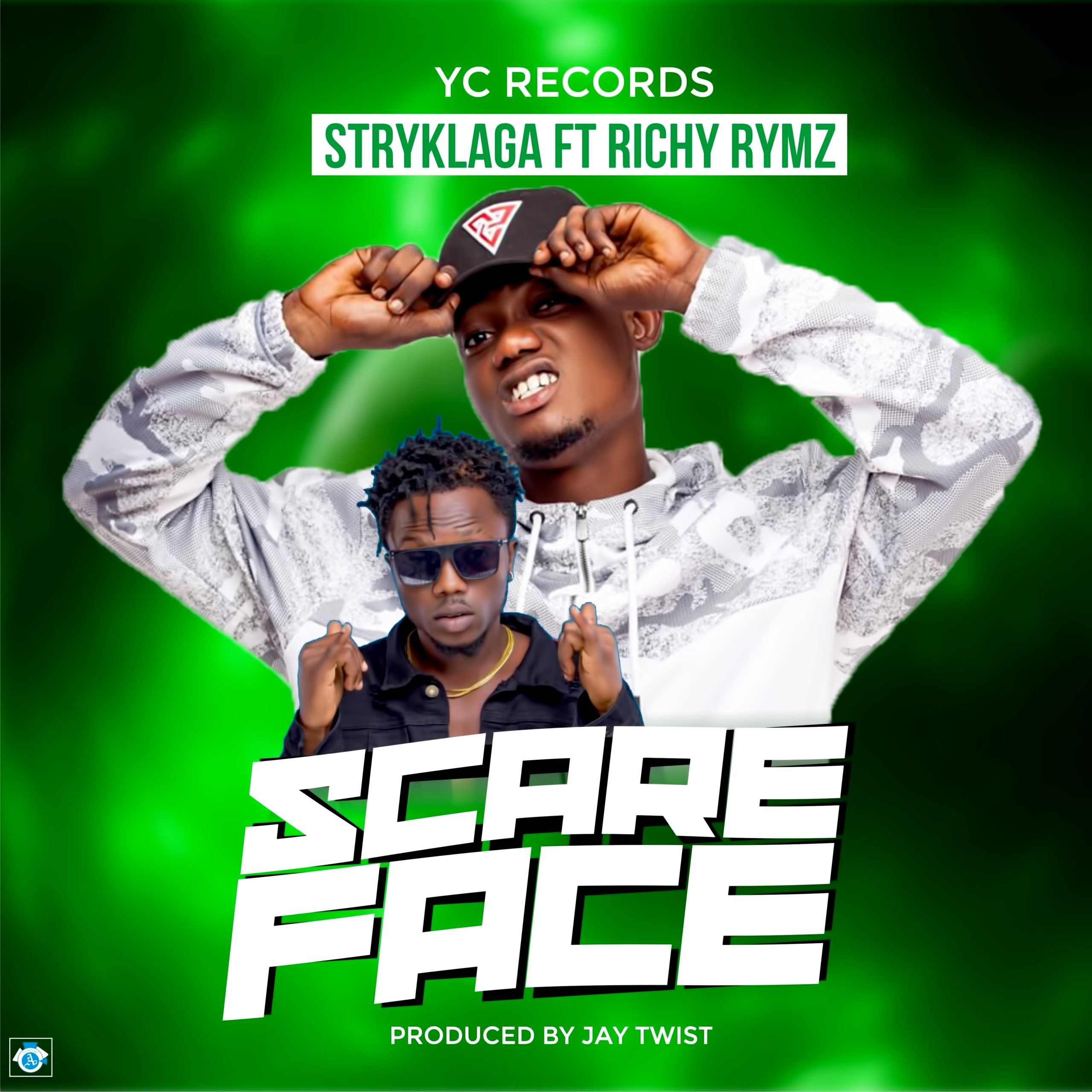 Stryklaga Ft Richy Rymz – Scareface(Prod. By Jay Twist)