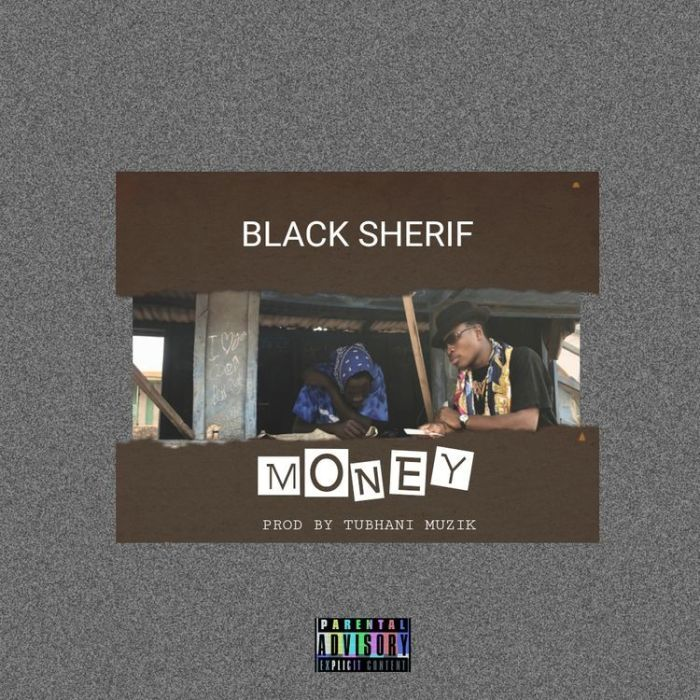 Black Sherif – Money (Official Lyrics)
