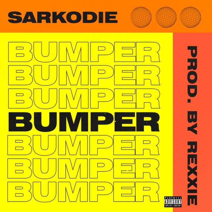 Sarkodie – Bumper (Official Lyrics)