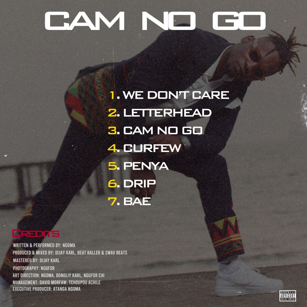 Ngoma Set To Release Forthcoming Cam & Go EP