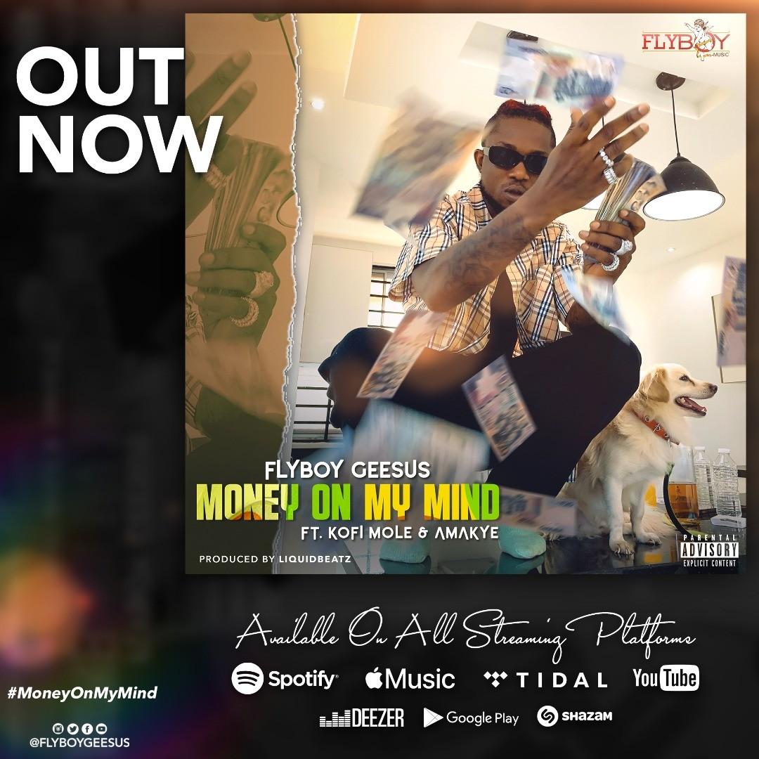 FlyBoy Geesus – Money On My Mind