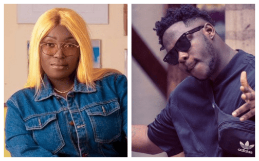 Eno Barony Finally Replies Medikal – Find Out What She Said