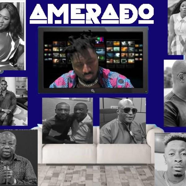 Amerado – Yeete Nsem Episode 5 (Prod by Piano Wizard)