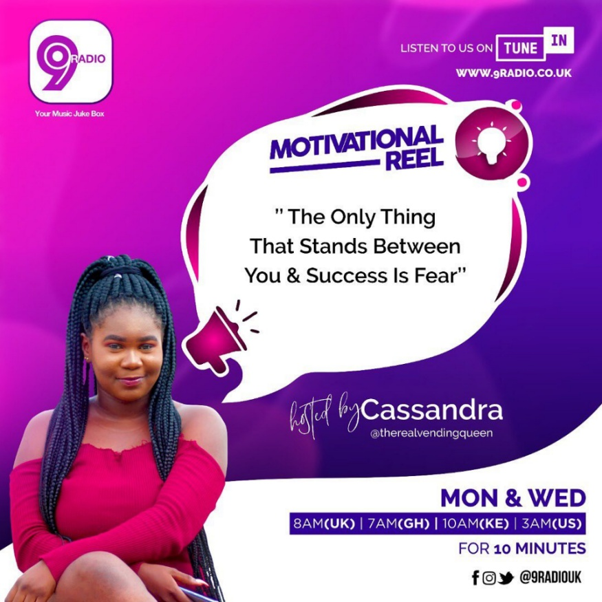 The Vending Queen, Cassandra Sagoe Joins 9Radio UK As An On-Air Personality