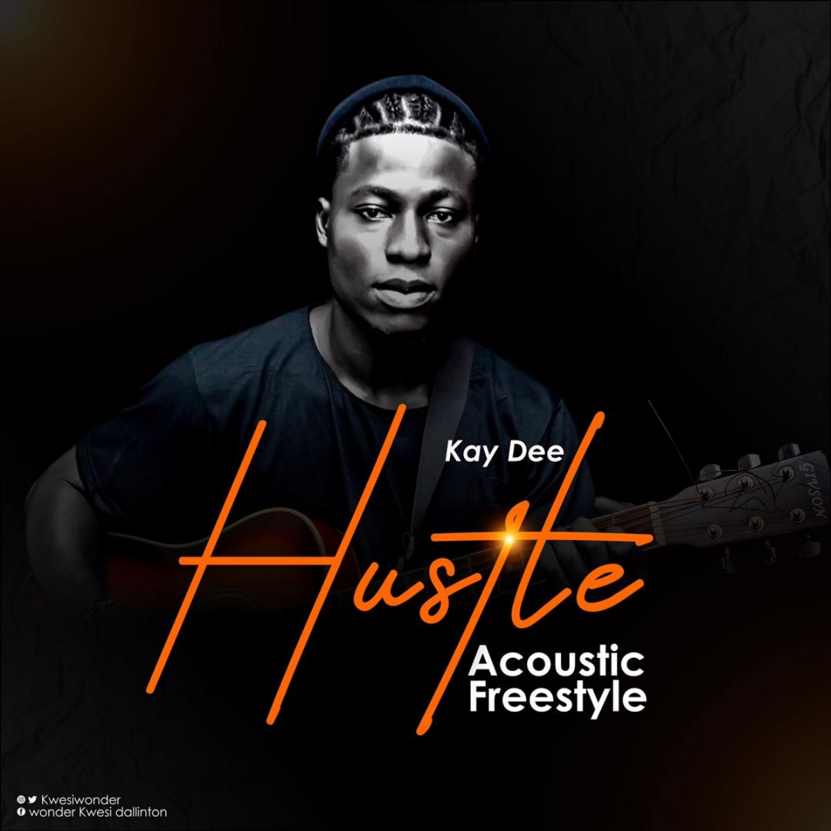 Kay Dee – Hustle Acoustic Freestyle (Prod By DE Aphection Sound)