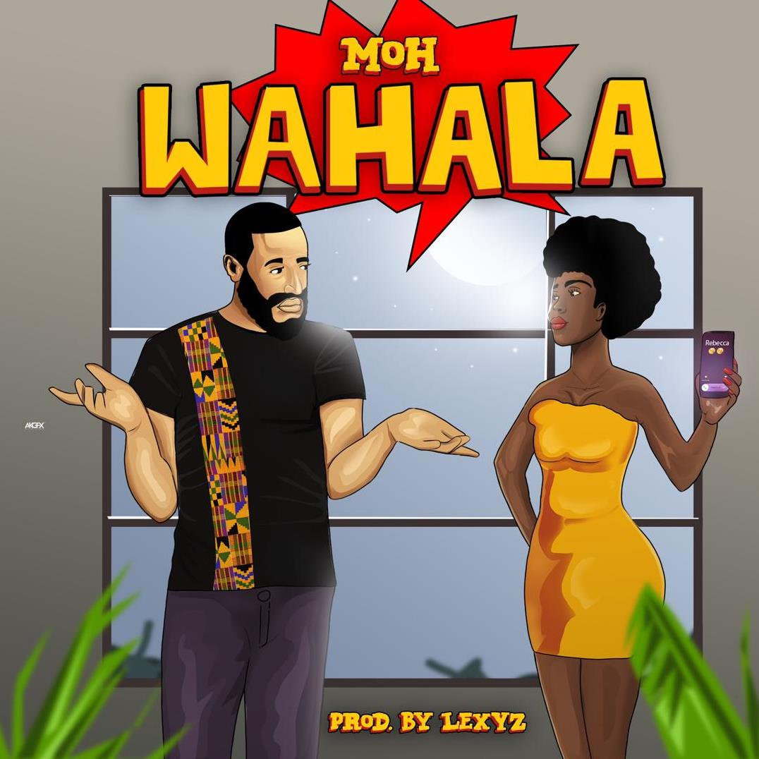 Moh Rolls Out New Banger 'Wahala', Set To Be A Fan-Favorite
