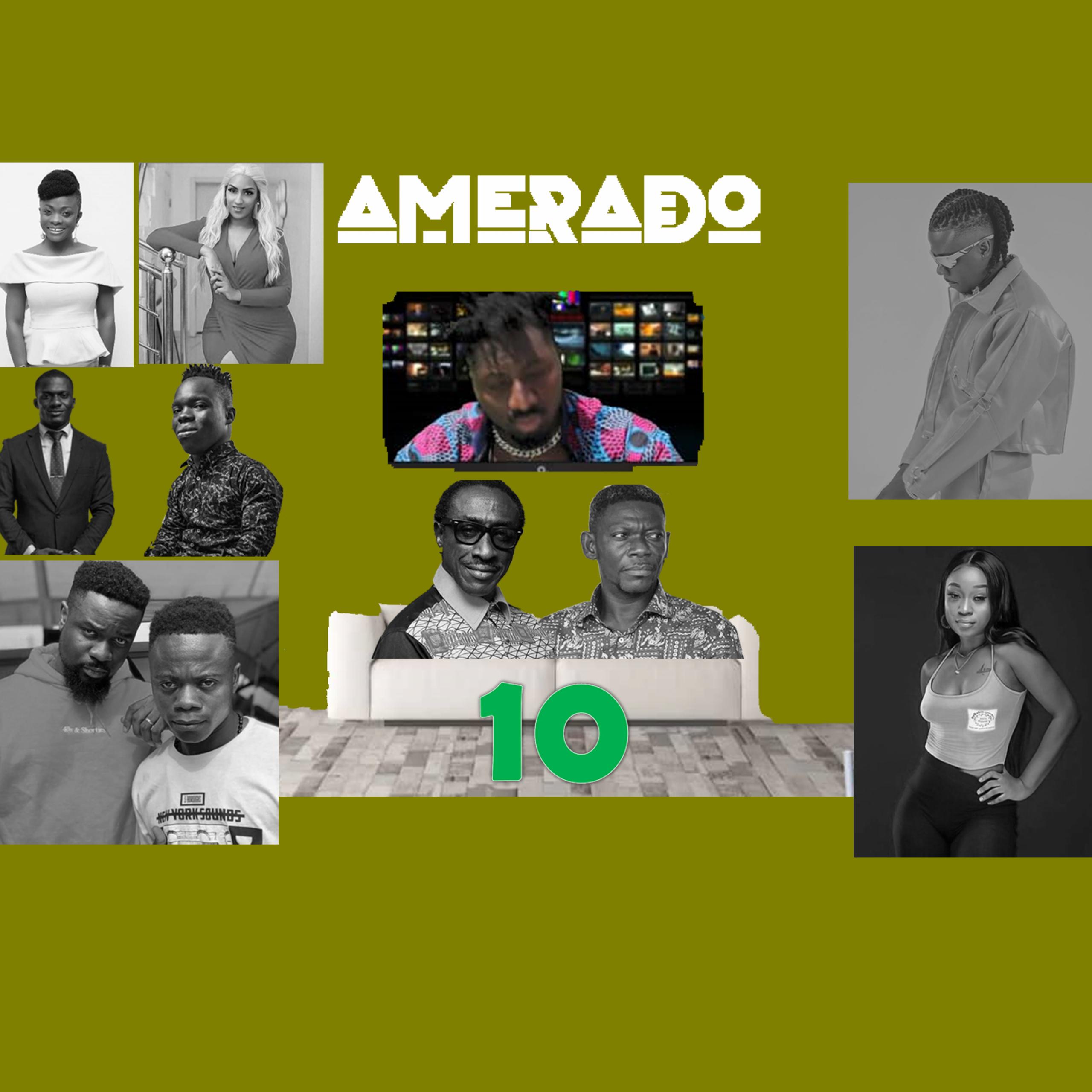 Amerado – Yeete Nsem Episode 10