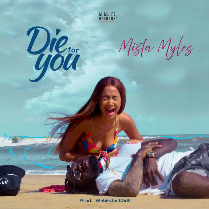 "Mista Myles Drops First Single ""Die For You"" Off Debut E.P"