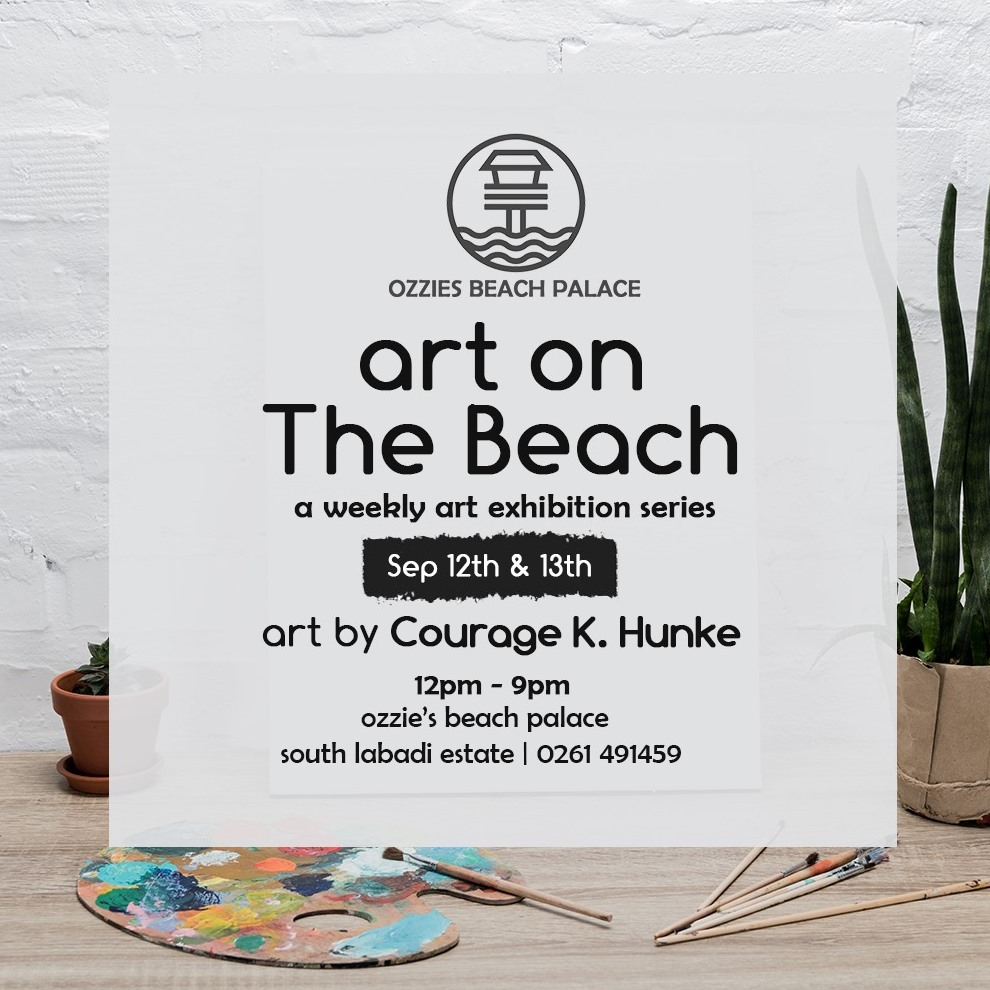 Art On The Beach – Weekly Art Exhibition Series Kicks Off!