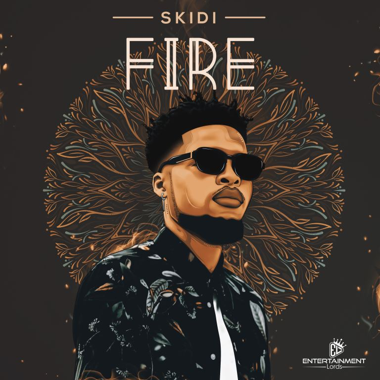 Skidi Makes Firm Declarations In New Song 'Fire', Telling A Story Of His Life