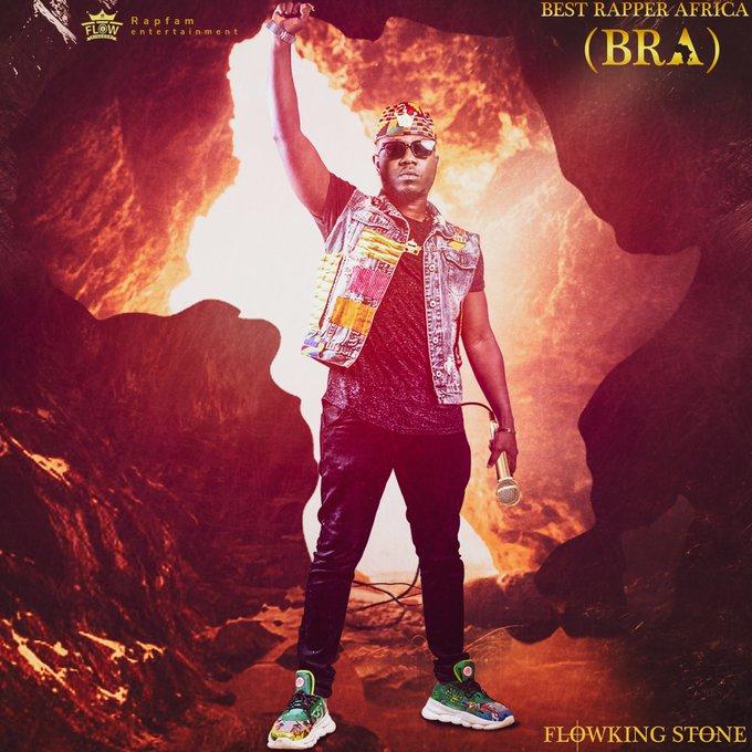 Flowking Stone – Best Rapper Africa (BRA) (Full Album)