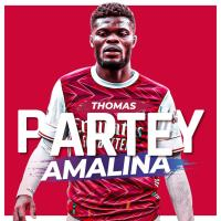 Amalina – Thomas Partey (Prod. by JR Music)