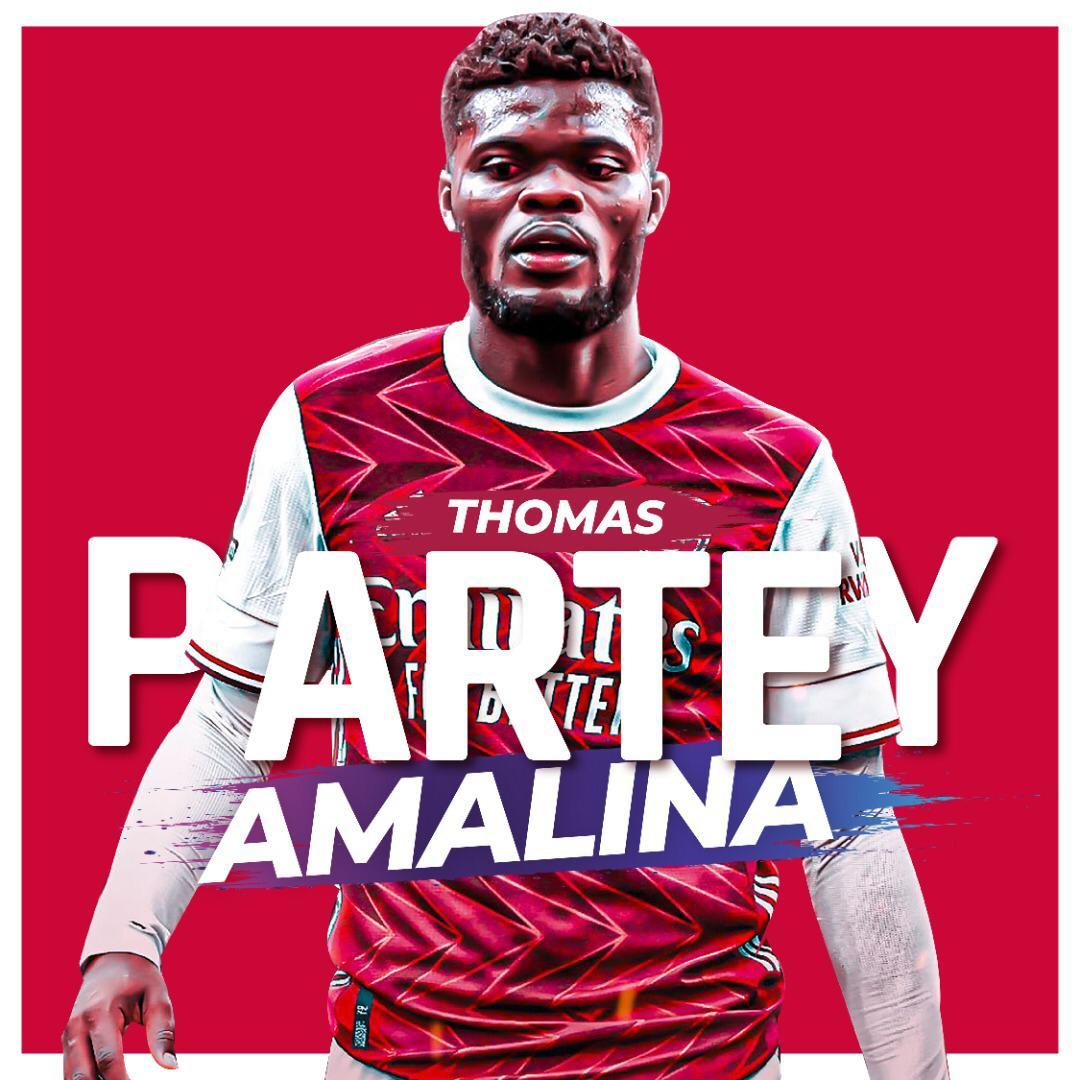 Amalina – Thomas Partey (Prod. by JR Music)