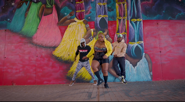Queen Haizel – JagaJaga (Official Video)