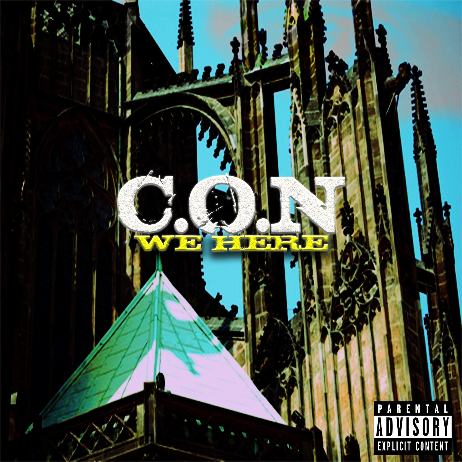 C.O.N – We Here (Prodby Creature Music Production)