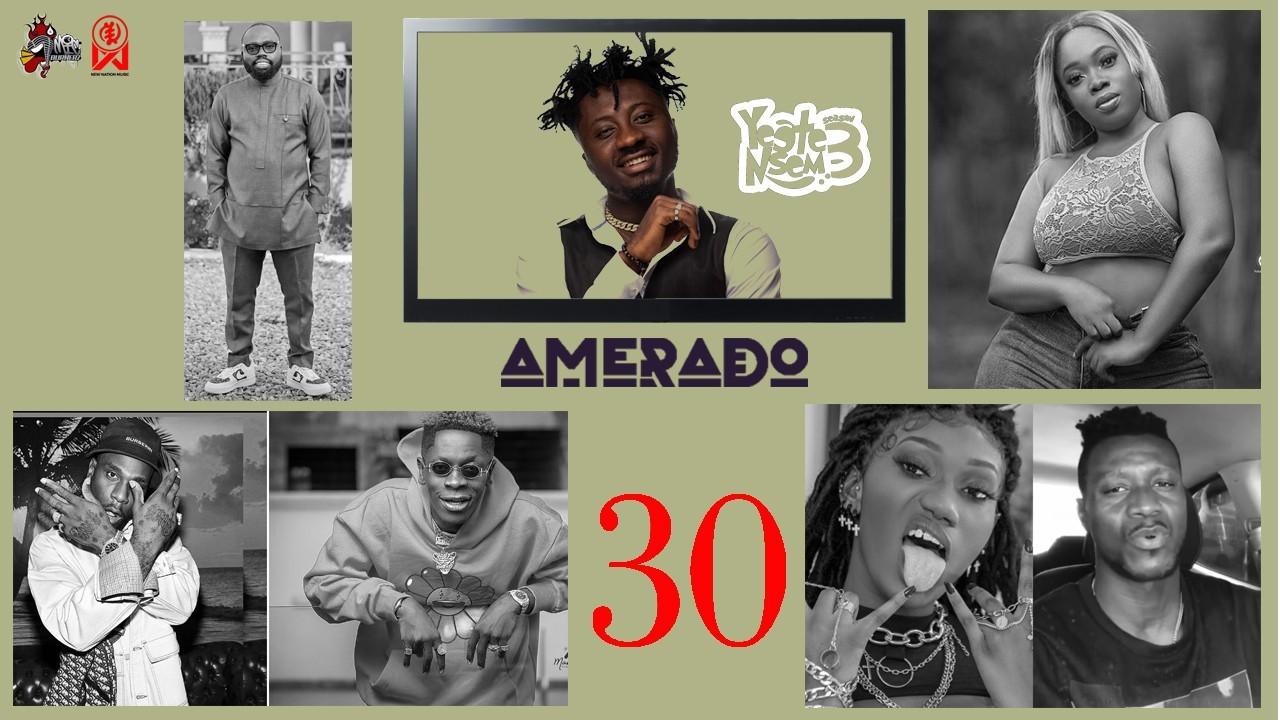 Amerado – Yeete Nsem Episode 30