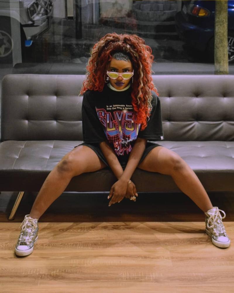 Greek R&B Singer Love Itoya Readies New Single Pepper Dem