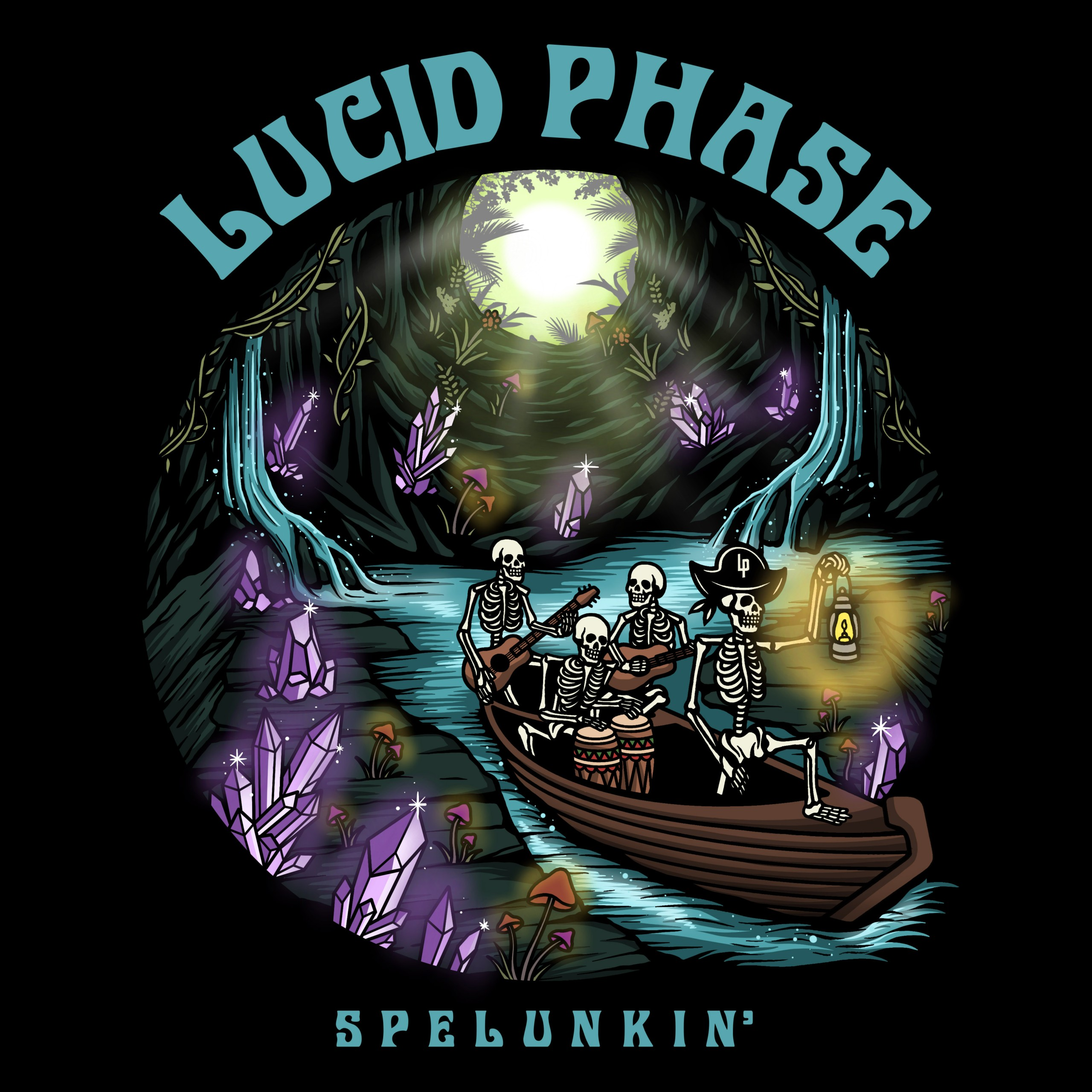 Lucid Phase To Release Single Record On February 13th