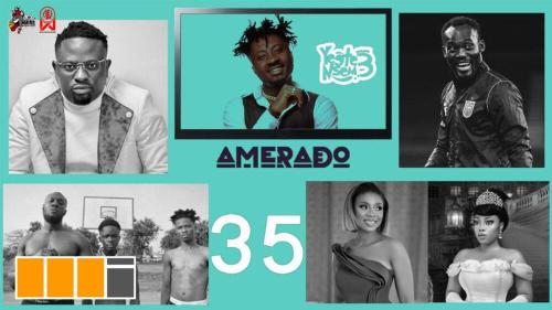 Amerado Hosts Tee Rhyme On Yeete Nsem Episode 35