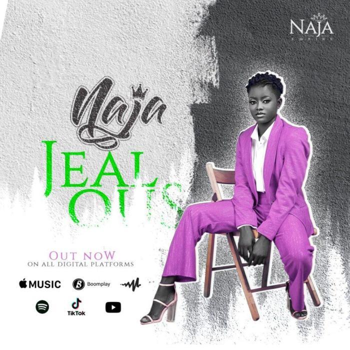 Naja – Jealous (Prod. by TomBeatz)