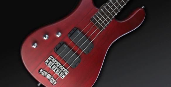 หน้าตรง สีเชอร์รี่ Rockbass bass 4 streamer standard ราคาประหยัดจาก Warwick